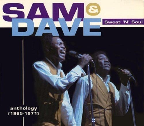 Sam & Dave - Sweat 'N' Soul - Anthology 1965-1971 (1993) Mp3 + Lossless Full Album