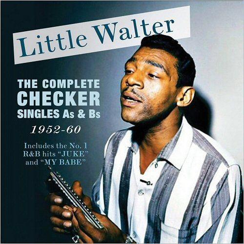 Little Walter - The Complete Checker Singles As & Bs 1952-60 (2016) Full Album