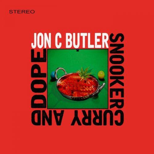 Jon C Butler - Snooker Curry and Dope (2017) Full Album