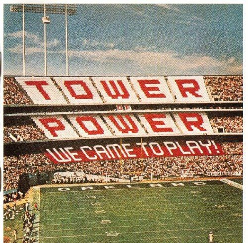 Tower Of Power - We Came To Play (1995) Full Album