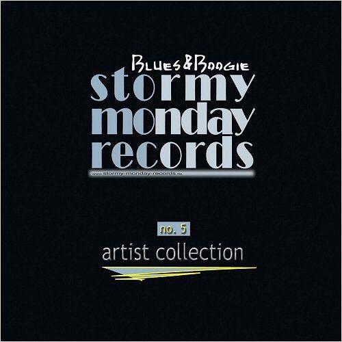 VA - Artists Of StoMo: Blues & Boogie Artist Collection No. 05 (2012) Full Album