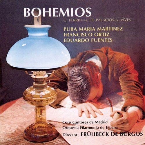 Rafael Fruhbeck De Burgos - Amadeo Vives: Bohemios Full Album
