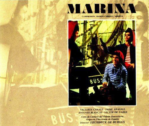 Rafael Fruhbeck De Burgos - Emilio Arrieta: Marina (1987) Full Album