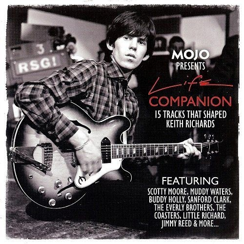 VA - MOJO Presents: Life Companion [15 Tracks That Shaped Keith Richards] (2015) Lossless Full Album
