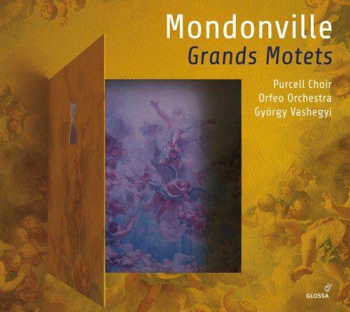 Purcell Choir, Orfeo Orchestra & Gyorgy Vashegyi - Mondonville: Grands Motets (2016) Full Album