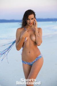 Better, irina shayk body paint naked think, that