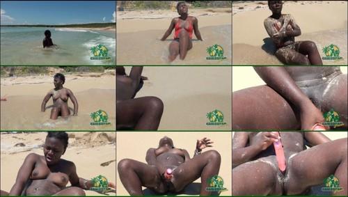 Gif teen behind naked
