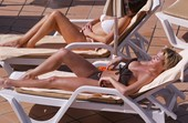 Gemma Atkinson Tomado El Sol Top Bikini Volumen Brutal