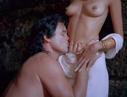 Bollywood topless scene words