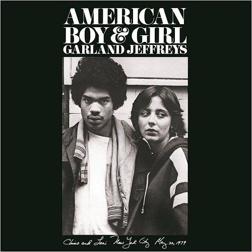 Garland Jeffreys - American Boy & Girl (1979)