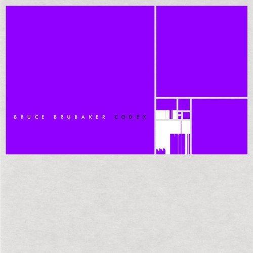 Bruce Brubaker - Codex (2018) [Hi-Res]